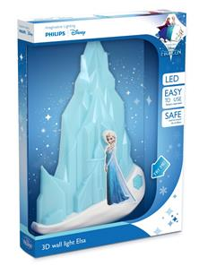 Phillips Disney Frost 3D Lampe