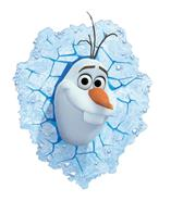 Phillips Disney Frozen Olaf 3D Lampe