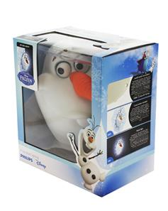 Phillips Disney Frozen Olaf 3D Lampe-2