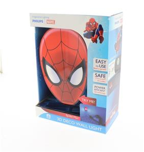 Phillips Marvel SpiderMan 3D Lampe-2