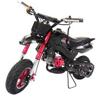 Pocket Bike Motard 49cc, sort