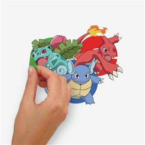 Pokemon Favorit Wallstickers-2