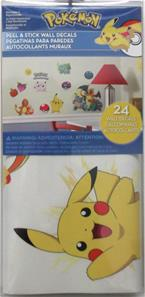Pokemon Iconic Wallstickers-4