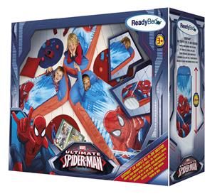 Spiderman Junior ReadyBed Gæsteseng m/Sovepose-7