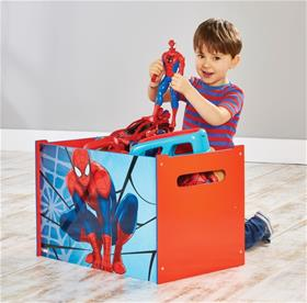 Spiderman Legetøjs Box-3