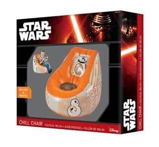 Star Wars BB-8 Chill Lænestol (Oppustelig)-4