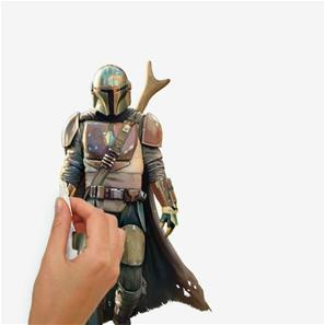 Star Wars Mandalorian  Wallstickers-2