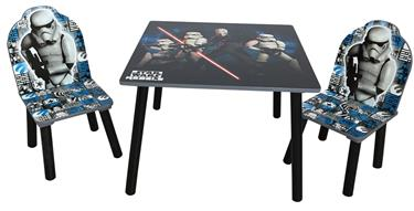 Star Wars Rebel bord med stole