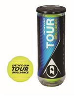 Tennis Bolde Dunlop Tour Brilliance (3 stk.)