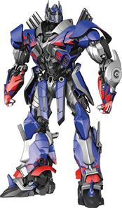 Transformers OPTIMUS PRIME Gigant Wallstickers-2