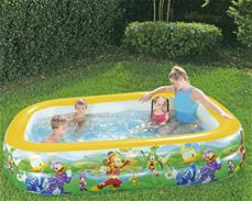 Badebassin Family Pool 262x175x51 cm Mickey Mouse
