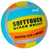 Beach Volleyball ''Soft Touch'', Str 5