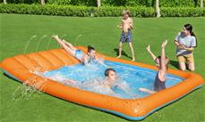 Bestway Slide-In Splash Glidebane 341 x 213 x 38 cm