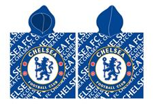 Chelsea F.C. Poncho - 100 procent bomuld