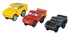 Disney Biler 3 - Piston Cup 3-pakke