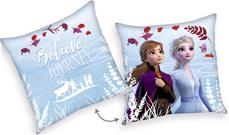Disney Frost 2 pude med Anna og Elsa ''Believe in the journey''