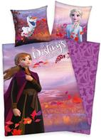 Disney Frost 2 Sengetøj ''My Destiny is calling'' - 100 procent bomuld