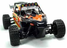 HSP 1:18 PRO Brushless 4WD EP Dune Buggy 2.4G, Orange