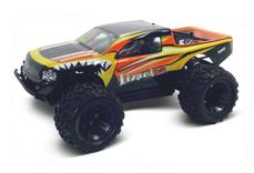 HSP 1:18 PRO Brushless 4WD EP Monster Truck 2.4G, Orange