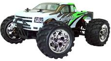 HSP 1:18 PRO Brushless 4WD Monster Truck 2.4G, Grøn