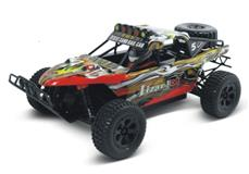 HSP 1:18 PRO Brushless 4WD Trophy Truck 2.4G, Rød