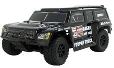 HSP 1:18 PRO Brushless 4WD Trophy Truck 2.4G, Sort