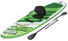 Hydro-Force SUP Paddle Board 3.40m x 89cm x 15cm Freesoul Tech sæt