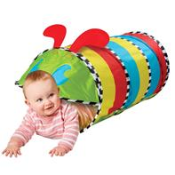 Kid Active Larve Pop-Up Baby legetunnel