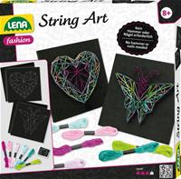 Lena String Art Butterfly & Heart