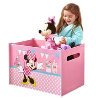 Minnie Mouse Legetøjs Box