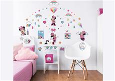 Minnie Mouse Wallstickers