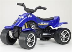 New Holland ATV m/pedaler
