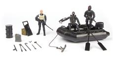 S.W.A.T. Action Figur 3-bigpack Type A 1:18