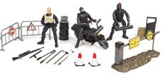S.W.A.T. Action Figur 3-bigpack Type B 1:18