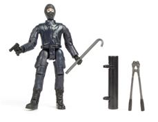 S.W.A.T. Action Figur Model F 1:18
