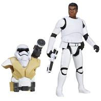 Star Wars Finn figur Armour Pack 9,5cm