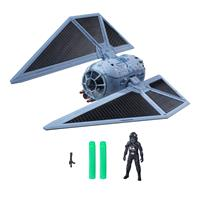 Star Wars Nerf Rogue One Tie Fighter inkl. figther Pilot 9,5cm