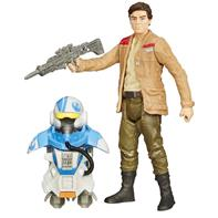 Star Wars Poe Dameron figur Armour Pack 9,5cm