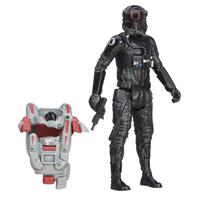 Star Wars Tie Fighter Pilot figur Armour Pack 9,5cm