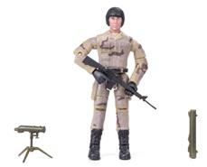 World Peacekeepers 1:18 Militær actionfigur Singepack 2C