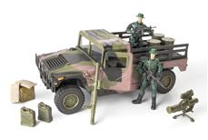 World Peacekeepers 1:18 Militær Humvee / Hummer Model C